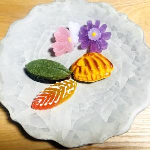 【和菓子】御菓子司 塩野「干菓子」(東京都港区赤坂)