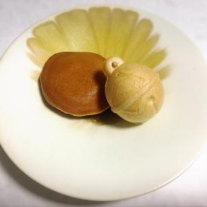 【和菓子】鈴懸「鈴乃最中 & 鈴乃◯餅」(福岡県)