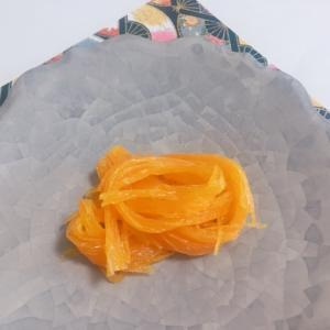 【和菓子・日本三大銘菓】松屋利右衛門「鶏卵素麺」(福岡県福岡市)
