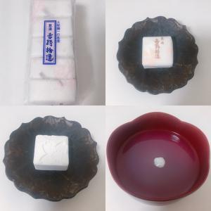 【桜の和菓子】吉野 松屋本店「吉野拾遺」(奈良県)