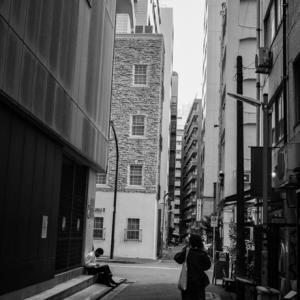 新宿三丁目裏通り