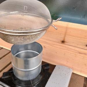 自宅で簡単!手網焙煎に必要な6つの道具と6つの手順【自家焙煎】