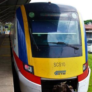 マレーシア旅行 電車でクアラルンプール市内の観光は格段に便利に!