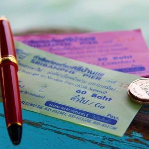 サメット島の行き方!バンペー港から格安フェリーでナダン港へ【タイ秘境旅行】