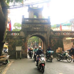 ドンハー門の行き方!ハノイ旧市街お勧め観光スポットの東河門|周辺から名前の由来と東京との意外な関係まで【ベトナム旅行】