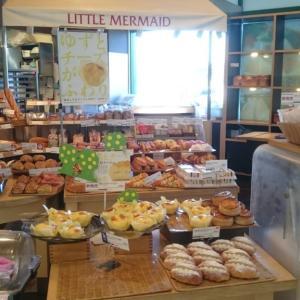 金沢市泉丘高校近く、スーパー内のパン屋【リトルマーメイド】周囲には人気繁盛店も