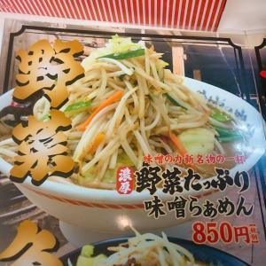 野々市の味噌らーめん専門店【味噌の力】ウマい濃厚スープで平日ランチは半ライス無料