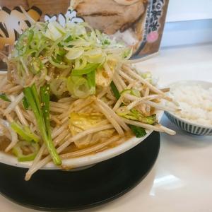 白山市8号沿いラーメン店【味噌の力】野菜らーめん麺なしで、こってり味噌野菜スープ
