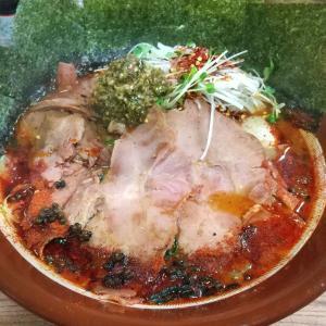 石川県白山市のラーメン食堂996・ラーメン3玉の激辛チャレンジメニュー