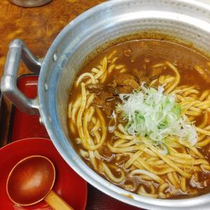 ランチで白山市のうどん専門店【吉本製麺嵐】デカ盛り牛すじカレーうどんが辛口でおいしい