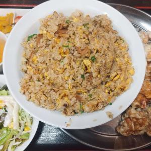 小松市のデカ盛り店【男飯ロッキー・特盛炒飯・とりマヨ】ランチ、夜もボリュームあるお店
