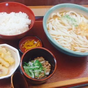 白山市のうどん専門店【吉本製麺嵐】お得な朝定食開始