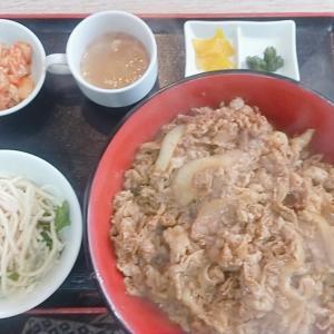 石川県小松市のガッツリ食堂【男飯ロッキー】スタ豚のっけ焼飯