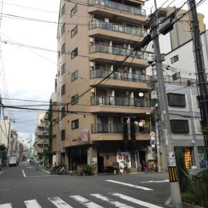 東海道 その6/大阪 天神橋筋六丁目「喜多呂」2019年10月17日