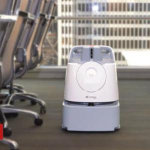 ソフトバンクが、自動掃除ロボットをレンタル