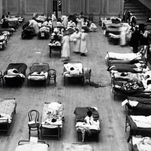 スペイン風邪が、第一次大戦ほど記憶されていない理由