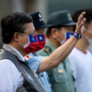 コロナ危機の中、WHO総会参加を求める台湾