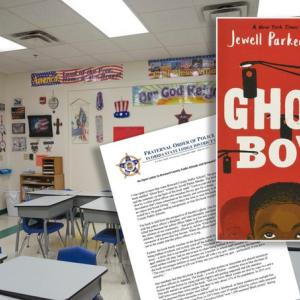 黒人少年が警察官に殺される話が、フロリダの小学校から撤去