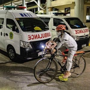 フィリピン政府が、医療スタッフの海外派遣を停止