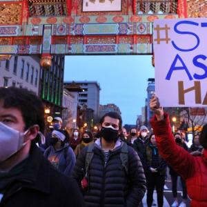 アジア系へのヘイト加害者は、非白人より白人がずっと多い