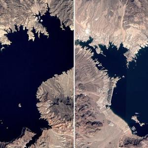 気候変動により、米西部で水不足が深刻化