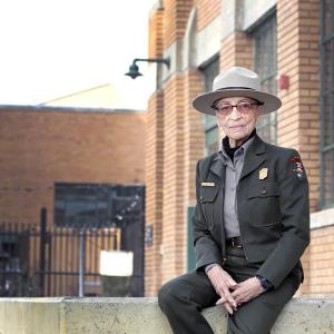 百歳の現役パークレンジャーが語る米国の歴史