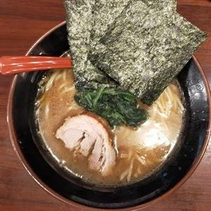 NO.251「横浜家系ラーメン 鶏と家」 @多摩 #聖蹟桜ケ丘駅