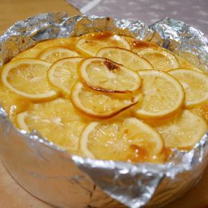 夫パティシエのレモンケーキと大晦日