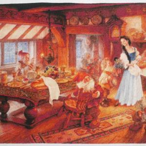 HAED【Snow White】完成です♪