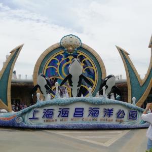 【その1】上海で最大の水族館、上海海昌海洋公園に行ってきた!