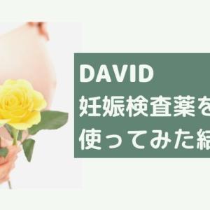 DAVID妊娠検査薬でフライングってどうなの?体験談レビュー