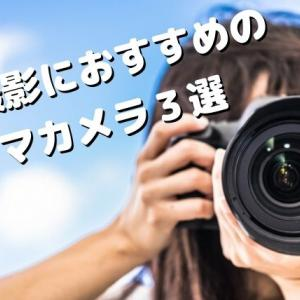 【デジカメ】子供撮影におすすめのママカメラはこれ!【3機種厳選】