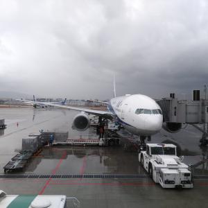 ANA国内線新シート B777-200 運航スケジュールは?