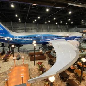 中部国際空港の観光施設「FLIGHT OF DREAMS」