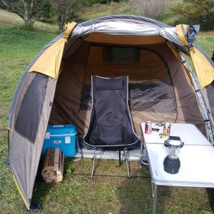 とある日おっさんソロキャンプ2!!①~10月末、志高湖キャンプ場~ by40代から趣味で始めたソロキャンプ
