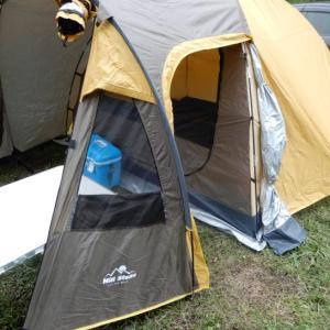 無名な激安テントを1年使ってみた感想!! 激安テントはアリなの?ナシなの?