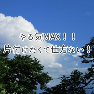 【整理&掃除】やる気MAX!!片付けたくて仕方ない!(7月前半の実践89~95)