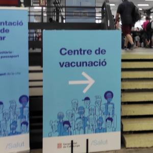 スペイン・バルセロナでコロナウィルスワクチン接種しました。予約方法や体験談など。