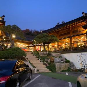 【韓国旅行記19日目】韓国の田舎のカフェってこんなに魅力的!