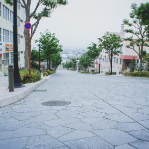 歩いて楽しい函館市