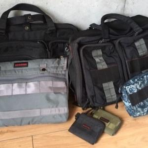 【ブリーフィング】ビジネスでおすすめのリュックやバッグ、小物まとめ