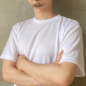 【グリマー(glimmer)】ドライTシャツのサイズ感や着心地をレビュー