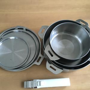 「フードロス」を減らす為に…(新しい鍋を購入しました)