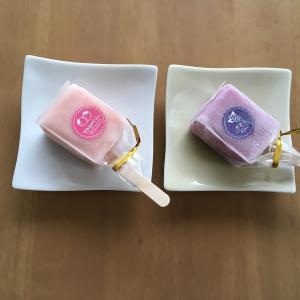 季節の和菓子(夏がやって来た!)😻