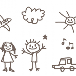 子どもの絵を世界に1つの作品にできる【キッズコレッチオ】をレビュー