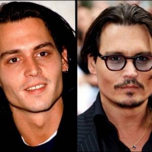 ジョニーデップは若い頃からハゲ始めていた!?20代でハゲ始めたジョニーデップの生え際を辿る