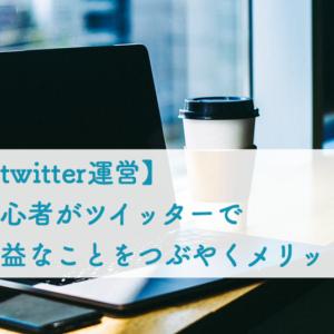 【twitter運営】初心者がツイッターで有益なことをつぶやくメリット3つ