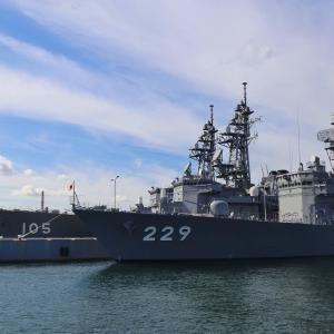 護衛艦 DE229 『あぶくま』