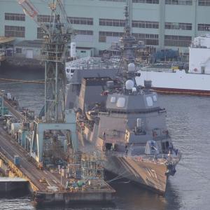 護衛艦  DD117 『すずつき』