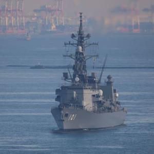 護衛艦 DD101 『むらさめ』